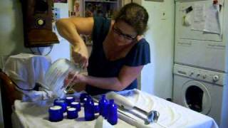 Handmade face cream using all natural and organic ingredients creme/cream,lotion.  video part 3 Thumbnail