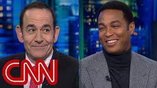 Don Lemon mocks Trump's 'festival of flattery' thumbnail