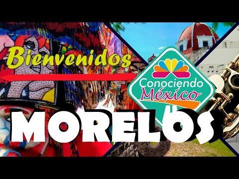 Conoce El Estado De Morelos