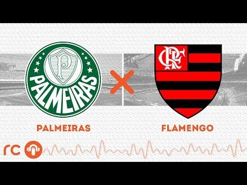 AO VIVO - Palmeiras x Flamengo - 01/12/2019 - Brasileirão