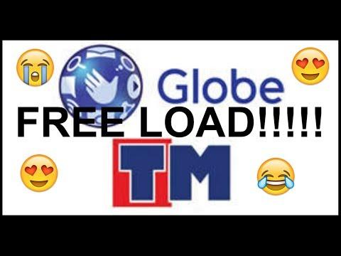 NEW GLOBE AND TM FREE LOAD BUG 2019 kunin nyo na habang mainit pa libre ni globe and TM!!!