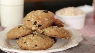 CIY 013 : :ซอฟท์คุ๊กกีข้าวโอ๊ตลูกเกด (Soft cookies)