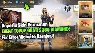 Video Tutorial Event Top Up Gratis Diamond Dan Fix Error Website Karnival - Garena Free Fire download MP3, 3GP, MP4, WEBM, AVI, FLV September 2018