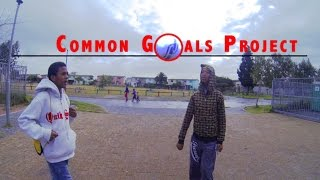 SCORING COMMON GOALS THROUGH STREET SOCCER
