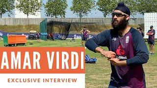 Amar Virdi | Surrey and England Lions spinner