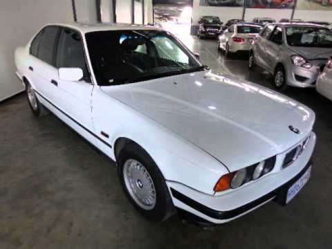 1995 bmw 5 series 530 e12 auto for sale on auto trader south africa youtube. Black Bedroom Furniture Sets. Home Design Ideas