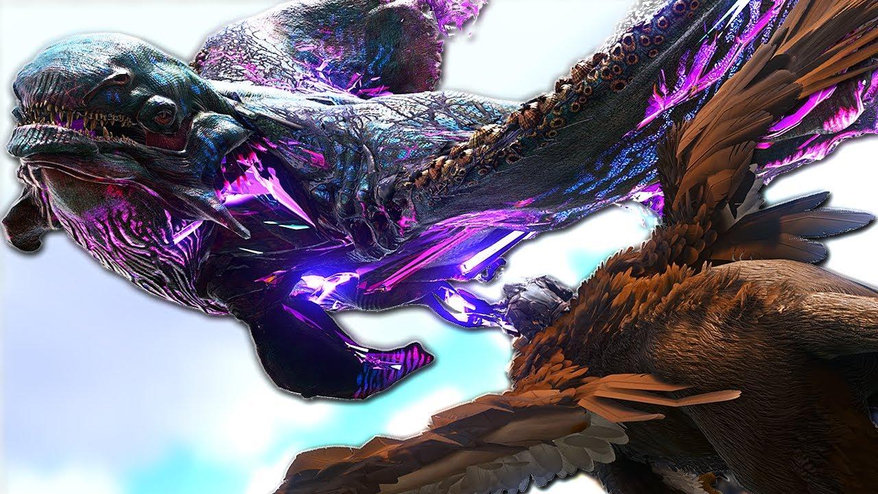 My Worlds Been TAKEN OVER by An OMEGA DESERT TITAN! | ARK O-MEGA Modded #35