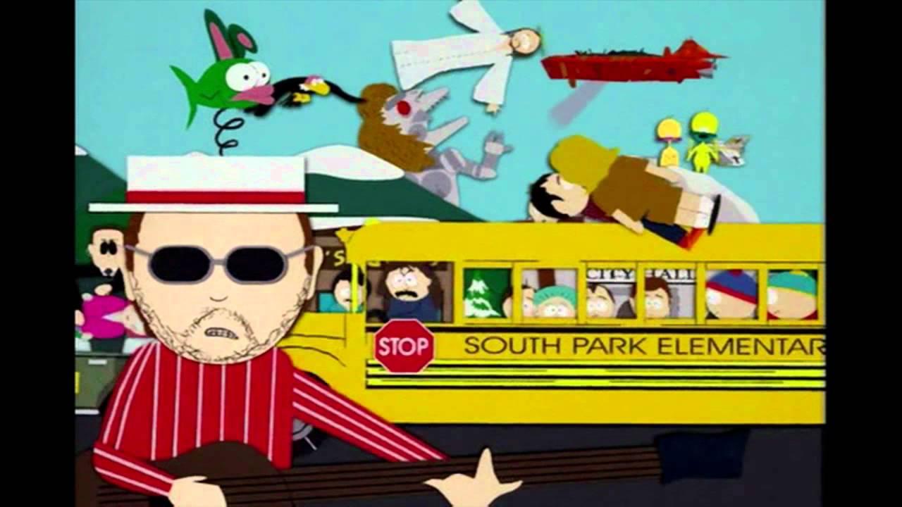 south park season 10 intro