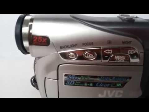 JVC GR-D246E Digital Video Camera