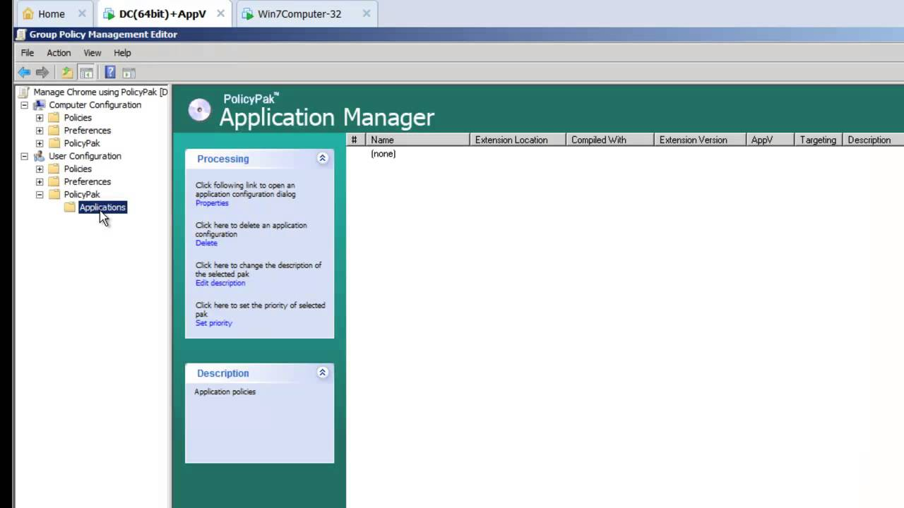 01: Manage Google Chrome using Group Policy, SCCM or your own