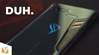 ASUS ROG Phone Gaming Review: CAN IT GAME?? (Episode 5)
