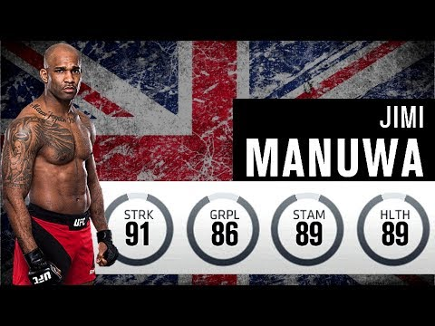 EA UFC 3 Fighter Request - Throwing Hands With Jimi Manuwa!