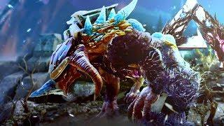 ARK Extinction - FROST TITAN TAMING! - New Extinction Titan Boss Fight & Tame, Extinction Gameplay!