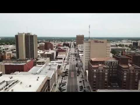 Capital-Journal Drone Video Of Downtown Topeka: Its Time Is Now