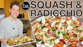 I Tested Claire & Christina's Squash & Radicchio Salad: Bon Appétit Test #45