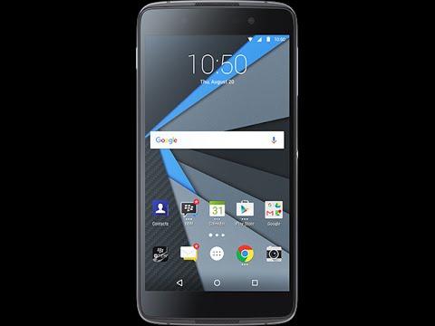 BlackBerry DTEK50 Full Specifications! (Indonesia)