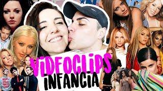 VIENDO VIDEOCLIPS DE LOS AÑOS 00s | ft Jedet