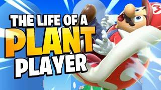 The life of a PIRANHA PLANT player