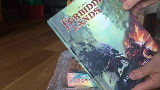 Download Review of Forbidden Lands Player's Handbook (Free