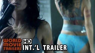 Everly International Trailer (2015) - Selma Hayek Action Movie HD