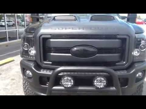 F250 Black Ops Edition >> Ford F250 Super Duty Black Ops Edition Truck - YouTube