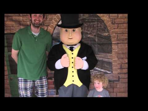 Day Out With Thomas 2014 - Baldwin City, KS