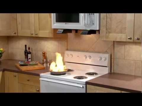 StoveTop FireStop Microhood