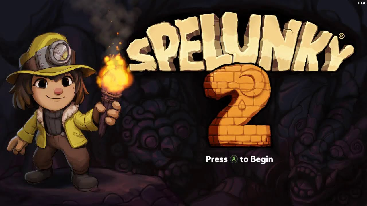 Spelunky 2 Daily (28/10/20) - Oh? Oh. Oh! Oh.