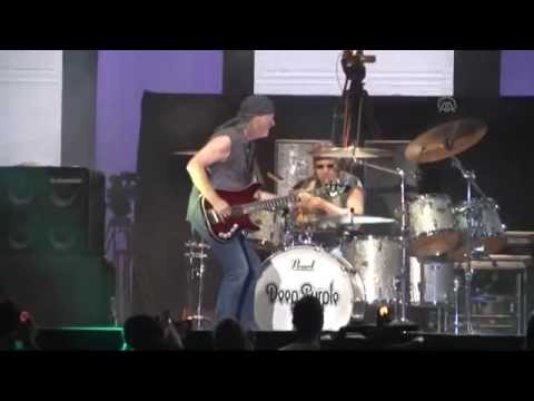 Deep Purple live in Nicosia