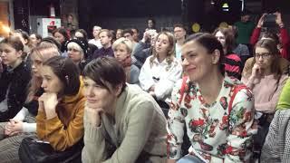 Artist Talk с ассистентом куратора: Андерс Кйер Расмуссен и  художником Антоном Видокле (PERMM)