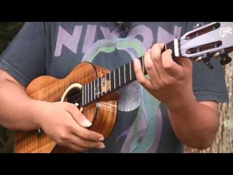 Uke Lesson 32 - The Man Who Can't Be Moved (The Script)