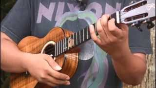 Video Uke Lesson 32 - The Man Who Can't Be Moved (The Script) download MP3, 3GP, MP4, WEBM, AVI, FLV Agustus 2018