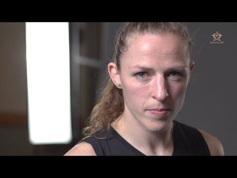 Invicta FC 29: Sarah Kaufman Pre-Fight Interview