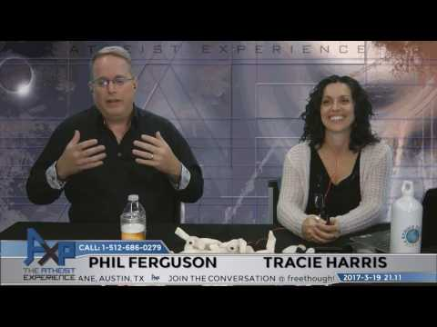 Atheist Experience 21.11 with Tracie Harris and Phil Ferguson