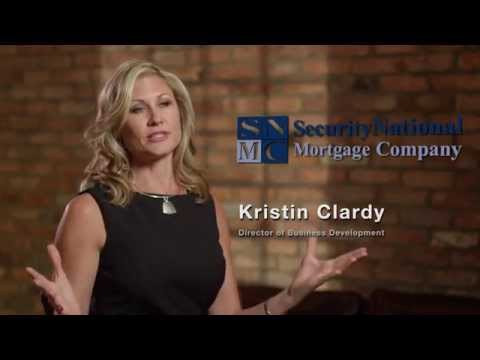 SecurityNational Mortgage Kristin Clardy Recruiting Video