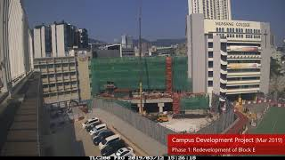 munsang的Munsang College Redevelopment of Block E Time Lapse video (Mar 19)相片