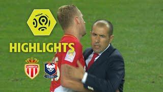 AS Monaco - SM Caen (2-0) - Highlights - (ASM - SMC) / 2017-18