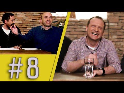 The men - comedy talk show