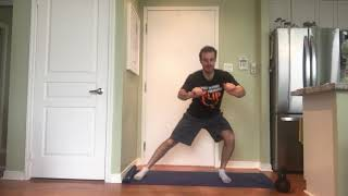 FITS at home workout #1