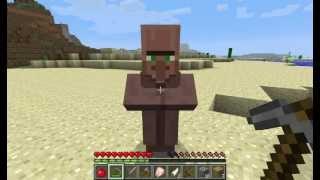 Играем в Minecraft №1
