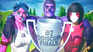 $30,000 Doigcup Finals (2ND PLACE)