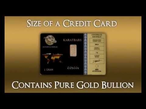 Karatbars Introduction Why Save In Gold?