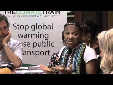 Climate Train Peoples Charter   DBN youtube