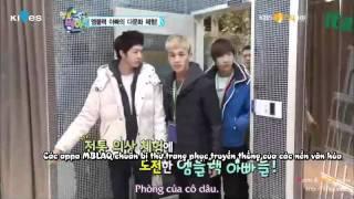 [Vietsub] Hello Baby Season 5 Ep 1 (1/4) [MBLAQ House@Kites.vn]