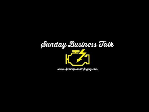 Shop Insurance- Best mechanics- Love-  Retirement Plans- Sunday Business Talk