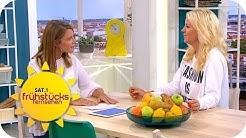 Charlotte Karlinder klärt auf: Stimmt es, dass.? | SAT.1 Frühstücksfernsehen | TV