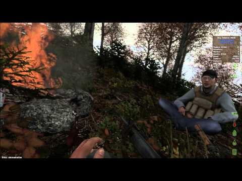 DayZ: Story time by the camp fire!