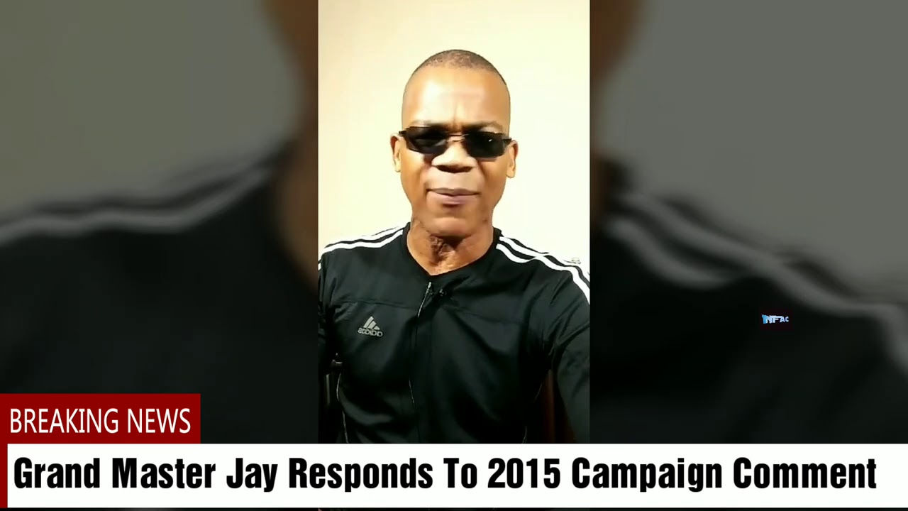 Grand Master Jay Responds To 2015 Comment