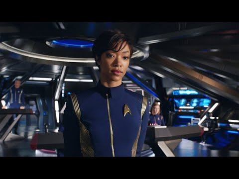 Star Trek Discovery | Michael Burnham And Discovery's Crew