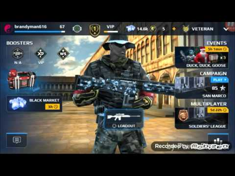 MODERN COMBAT 5 TIPS AND TRICKS